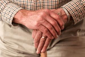 Elderly Married Man