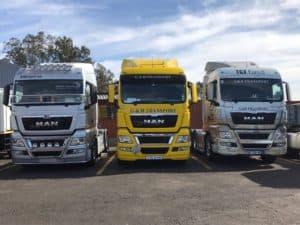 G&H Transport Trucks 3