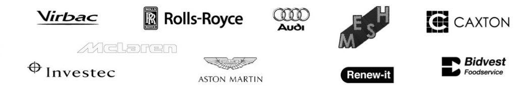 Multiple logo banner
