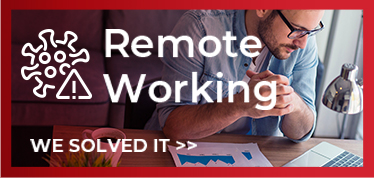 Get employees working remotely and productively –  setup by us online !