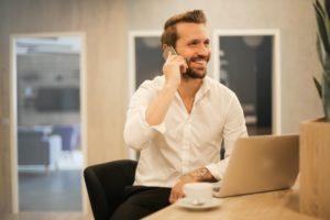doing business internet